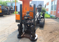 20t Horizontal Directional Underground Boring Tools  / HDD Machine DL200