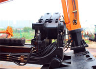 Commins Engine 80t Underground Horizontal Boring Machine For Trenchless Drilling