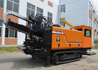 66 Ton Hdd Directional Drilling / Trenchless Boring Machine Ratation Hydraulic System
