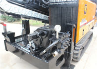 Crawler Drilling Rig Machine with auto anchoring and auto loading