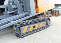Underground Crawler Drilling Rig HDD Machine Four Pump Hydraulic DL80