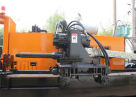 Mud Pump System Crawler Hdd Drilling Machine Rig Pipe Pulling HDD Machine DL450C