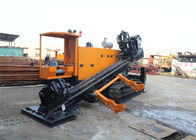 Rubber Crawler Type HDD Underground Boring Machine , Hdd Directional Drilling