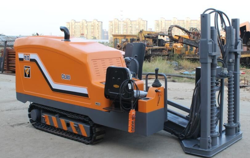 Horizontal Directional Trenchless Drilling Machine Air Cooling System