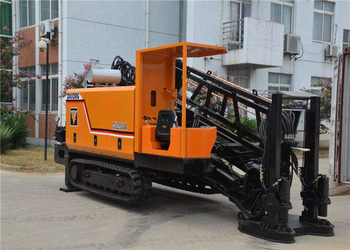 Horizontal Directional Drilling Rigs For Sale With Rubber Crawler