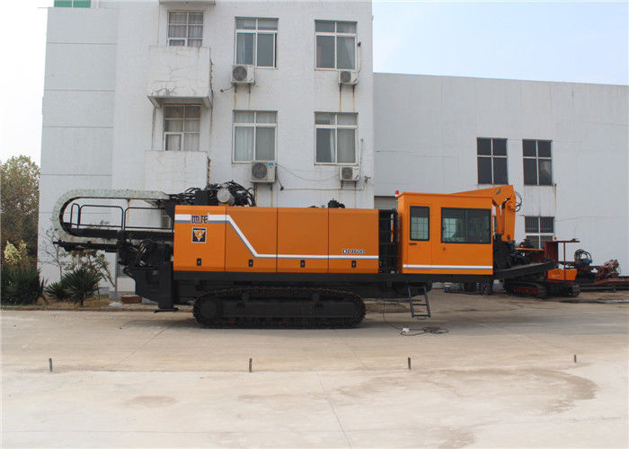 160T Hydraulic Horizontal Directional Drilling Machine Cable Laying Equipment DL1600