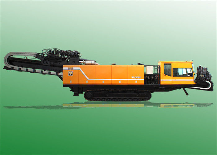 450T Crawler Horizontal Drilling Equipment With Underground Pipe Laying  DL4500