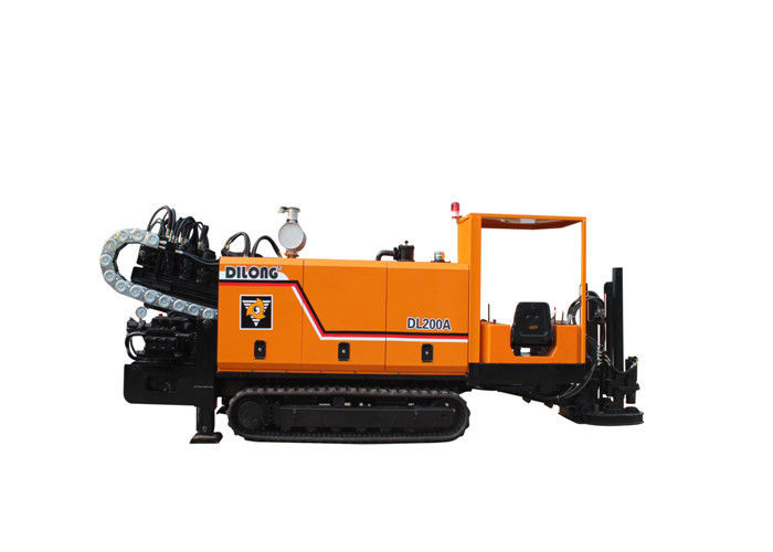 200KN Trenchless Boring Machine For Underground Pipe Laying Project , 20 Ton